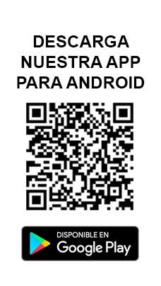 Descarga nuestra aplicación para Android